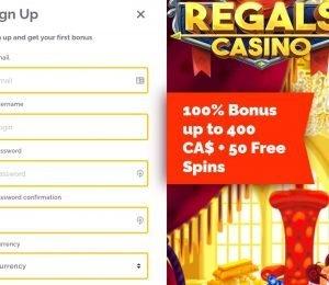 regals casino login-min