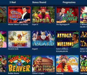 thunderbolt casino slots-min