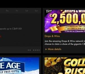 winnerama casino promotions-min