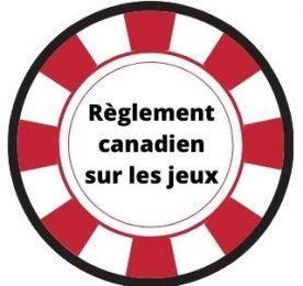 Règlement canadien sur le jeu
