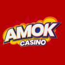 amok casino canada logo 320 x 320