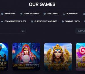 praise casino games-min