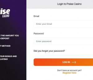 praise casino login-min