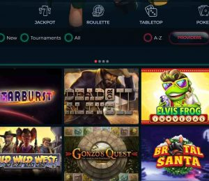 vesper casino games-min