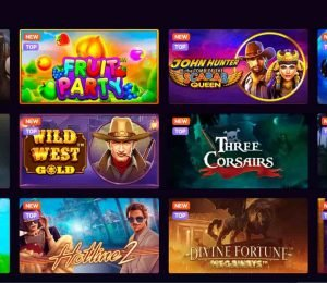 kosmonaut casino top games-min