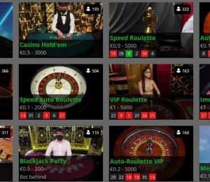 spinrio casino live casino games-min