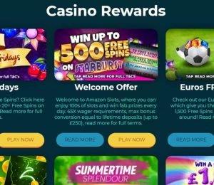 amazonslots casino promotions-min