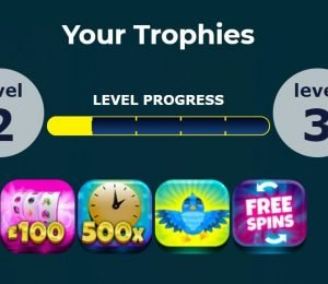 amazon slots casino trophies-min