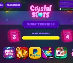 crystal slots casino rewards-min