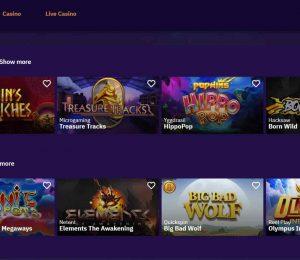 livelounge casino games-min