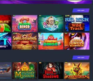 jet casino games