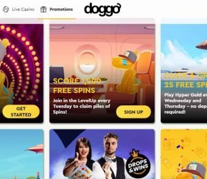 doggo casino promotions-min
